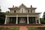 House at Frederick Douglass National Historic Site.